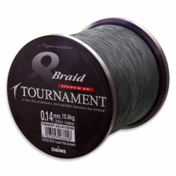 Daiwa Tournament 8 Braid zelená