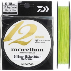 Daiwa Morethan 12 Braid 135m