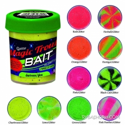 Quantum Magic Scent Trout Bait